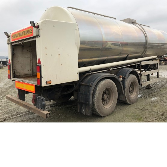2003 Crossland in Food & Chemical Tankers Trailers - Rothdean