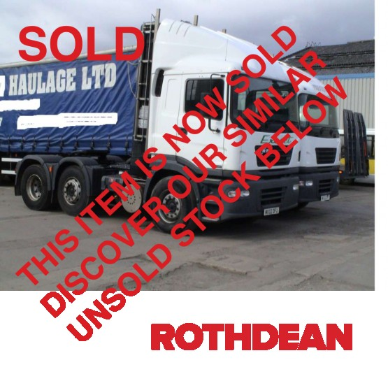0d99995fb3 2002 ERF ECX 127-40 in 6x2 Tractor Units - Rothdean - suppliers of ...