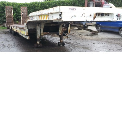 Lowloaders Trailers For Sale - Rothdean - suppliers of trucks and ...